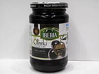 Черные оливки без косточки Iberia 340 г., фото 1
