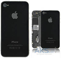 Задняя часть корпуса (крышка аккумулятора) Apple iPhone 4S Original Black