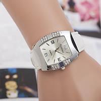 Часы женские наручные Geneva New Style (белые)