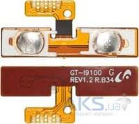 Шлейф для Samsung i9100 с кнопками гроскости Original