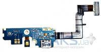 Шлейф для Samsung I9100 Galaxy S2 с разъемом зарядки и микрофоном rev 2.3 Original