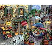Набор для рисования по номерам Домашний ресторанчик VS060