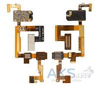 Шлейф для LG P720 / P725 Optimus 3D MAX с разъемом гарнитуры Original