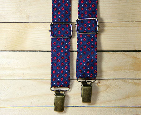 Подтяжки для брюк (030116) , фото 2