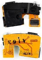 Шлейф для Nokia 6720 Classic с разъёмом зарядки и гарнитуры Original