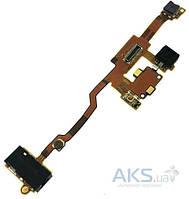 Шлейф для Nokia X6-00 межплатный c 3G камерой и разъёмом гарнитуры