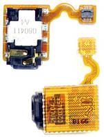 (Коннектор) Разъём гарнитуры Nokia N78