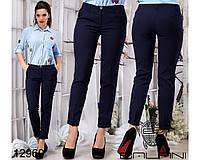 Укороченные брюки  ПЛА029
