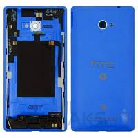 Задняя часть корпуса (крышка аккумулятора) HTC Accord Windows Phone 8X C620e Original Blue