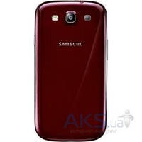 Задняя часть корпуса (крышка аккумулятора) Samsung i9300 Galaxy S3 Original Red