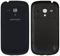 Задняя часть корпуса (крышка аккумулятора) Samsung I8190 Galaxy S3 mini Original Blue