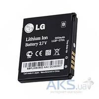 Аккумулятор LG KP500 / LGIP-570A (900 mAh)