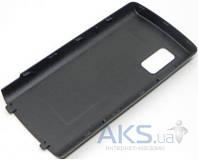 Задняя часть корпуса (крышка аккумулятора) Samsung C5212 Duos Original Black