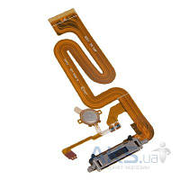 Шлейф для Apple iPhone 2G c разъёмом зарядки и кнопки Home Original