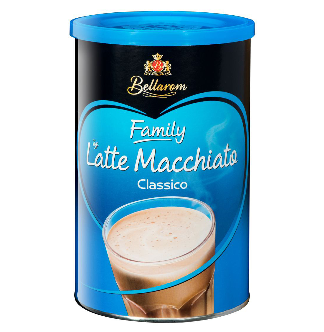 Латте Макиато Bellarom Family Latte Macchiato, 500 гр.
