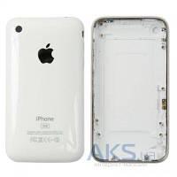 Задняя часть корпуса (крышка аккумулятора) Apple iPhone 3G 8GB White