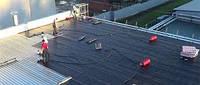Восстановление перекрытия крыш