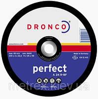 Новые позиции: диски отрезные по металлу Dronco, Makita, Novoabrasive!