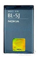 Аккумулятор Nokia BL-5J (1320 mAh) класс АА