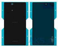 Задняя часть корпуса (крышка аккумулятора) Sony C6802 XL39h Xperia Z Ultra / C6806 Xperia Z Ultra / C6833 Xperia Z Ultra Original Black