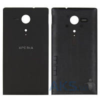 Задняя часть корпуса (крышка аккумулятора) Sony C5302 M35h Xperia SP / C5303 M35i Xperia SP Original Black