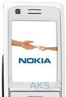 Стекло для Nokia 6288 White