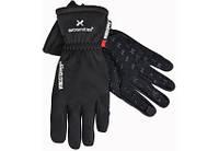 Непродуваемые перчатки Extremities Action Sticky Windy Touch Screen, цвет Black, M 21ASW2M (21ASW2M)