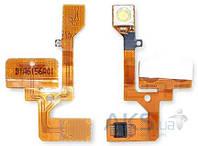 Шлейф для Nokia 6111 вспышки и боковых кнопок