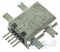 (Коннектор) Разъем зарядки MiniUSB