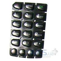 Клавиатура (кнопки) Motorola V50 Black