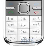 Клавиатура (кнопки) Nokia C5-00 White