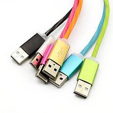 Кабель Micro USB TD-L3 з підсвічуванням, фото 2