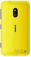 Задняя часть корпуса (крышка аккумулятора) Nokia 620 Lumia Original Yellow
