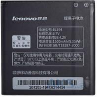 Аккумулятор Lenovo A690 IdeaPhone / BL194 (1500 mAh) Original