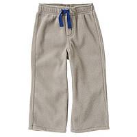 Детские флисовые штаны для мальчика  18-24 месяца