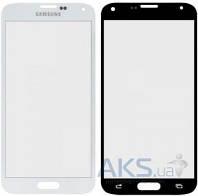 Стекло для Samsung Galaxy S5 G900 White