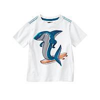 Детская футболка для мальчика  18-24 месяца