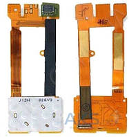 Шлейф для Nokia 3600 Slide с верхним клавиатурным модулем Original Original