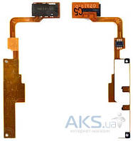 Шлейф для Nokia 5530 Xpress Music с разъемом гарнитуры и клавиатурным модулем