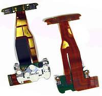 Шлейф для Nokia 6600 slide с камерой, компонентами и клавиатурной платой Original
