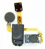 Шлейф для Samsung S5560 с коннектором наушника и динамиком Original
