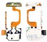 Шлейф для Nokia 5730 XpressMusic с клавиатурным модулем, 3G камерой и боковыми кнопками
