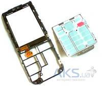 Шлейф для Nokia 6233 / 6234 с клавиатурным модулем в рамке