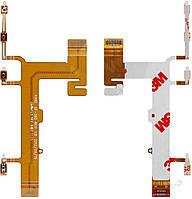 Шлейф для Nokia Lumia 625 / Lumia 620 с кнопками регулировки громкости и кнопкой включения