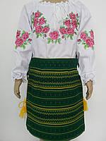 Костюм для дівчики в українському стилі спідниця і сорочка
