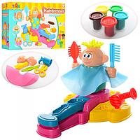 Набор для творчества пластилин «Парикмахер»