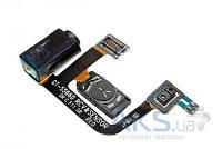 Шлейф для Samsung S5660 Galaxy Gio с разъемом гарнитуры и динамиком