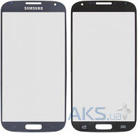 Стекло дисплея для Samsung Galaxy S4 I9500, I9505 Original Blue