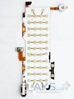 Шлейф для Samsung i927 Captivate Glide с qwerty клавиатуры и кон. гарнитуры Original