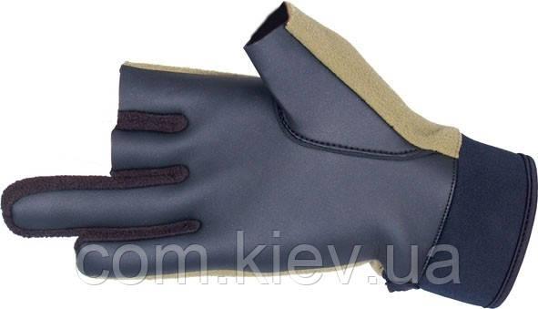 Перчатки ветрозащитные на рыбалку Norfin Power 703055